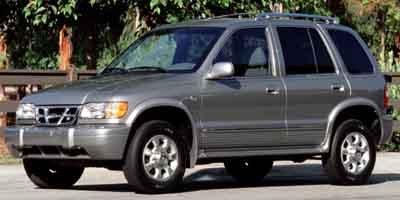 2001 Kia Sportage Limited