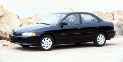 1999 Mitsubishi Mirage DE Front Wheel Drive Tires - Front All-Season Tires - Rear All-Season Tem