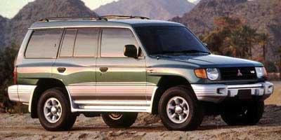 1999 Mitsubishi Montero