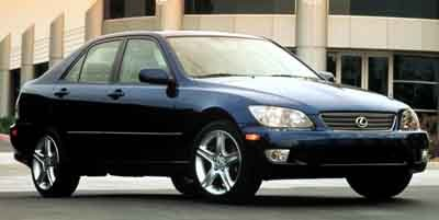 2001 Lexus IS 300 300