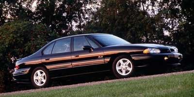 1999 Pontiac Bonneville SSE Traction Control Front Wheel Drive Air Suspension Tires - Front All-