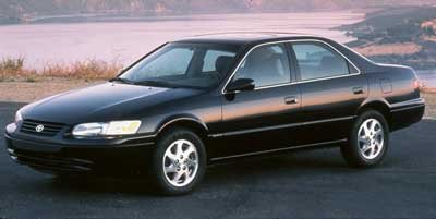 1999 Toyota Camry  Front Wheel Drive Tires - Front All-Season Tires - Rear All-Season Convention