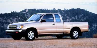 1999 Toyota Tacoma ACC CAB 2WD AT