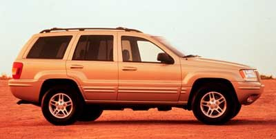 1999 Jeep GRAND CHEROKEE Limited Four Wheel Drive Tires - Front All-Season Tires - Rear All-Seaso