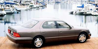Used 1999 Lexus LS 400 Luxury Sdn in Metairie, LA