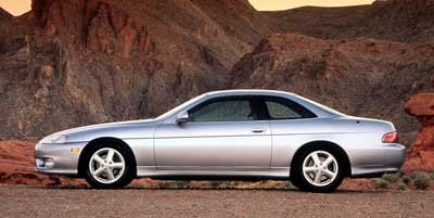 1999 Lexus SC 300 Luxury Sport Cpe TAN Rear Wheel Drive Traction Control Tires - Front Performanc