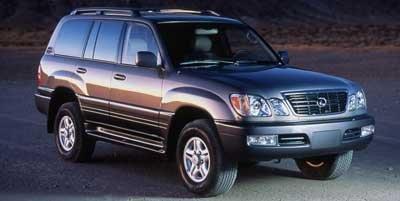 1999 Lexus LX 470 Luxury SUV 470
