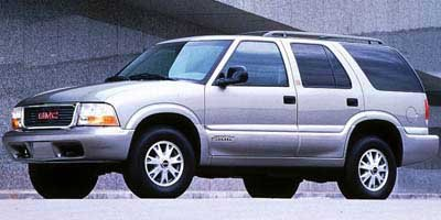 1999 GMC Jimmy SLT Rear Wheel Drive Tires - Front All-Season Tires - Rear All-Season Conventiona
