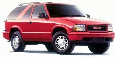 1999 GMC Jimmy SLS