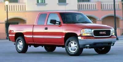 1999 GMC New Sierra 2500 SLE