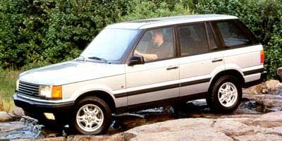 1999 Land Rover Range Rover 46 HSE Traction Control Four Wheel Drive Tow Hitch Air Suspension