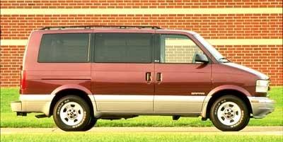 1999 GMC Safari Passenger SLE