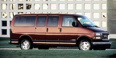 Used 1999 GMC Savana Passenger - TEMPLE TX
