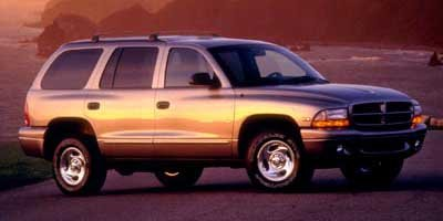 1999 Dodge Durango 4DR 4WD Four Wheel Drive Tires - Front All-Season Tires - Rear All-Season Con