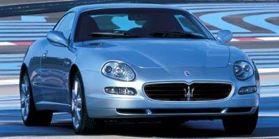 2005 Maserati Coupe Cambiocorsa