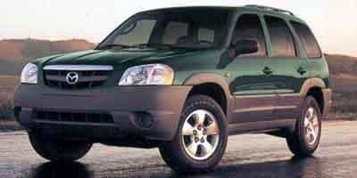 2001 Mazda Tribute DX