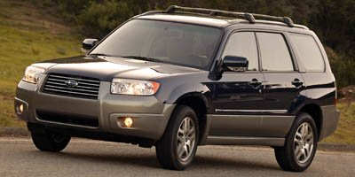 2006 Subaru Forester 25 X LL Bean Edition LockingLimited Slip Differential All Wheel Drive Ai