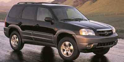 2001 Mazda Tribute LX