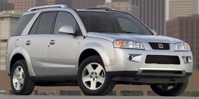 2006 Saturn VUE V6 Traction Control Front Wheel Drive Tires - Front All-Season Tires - Rear All-