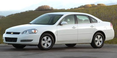 2006 Chevrolet Impala LS Front Wheel Drive Tires - Front All-Season Tires - Rear All-Season Temp