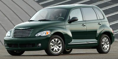 2006 Chrysler PT Cruiser GT Turbocharged High Output Traction Control Front Wheel Drive Tires -
