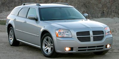 2006 Dodge Magnum RT Traction Control Stability Control Rear Wheel Drive Tires - Front All-Seas