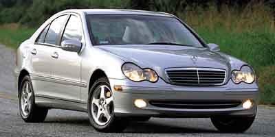2001 Mercedes-Benz C-Class C 320
