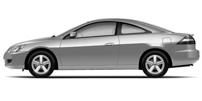 2005 Honda Accord Cpe LX SE Front Wheel Drive Engine Immobilizer Tires - Front All-Season Tires