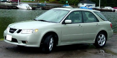 2005 Saab 9-2X Linear All Wheel Drive Tires - Front Performance Tires - Rear Performance Aluminu