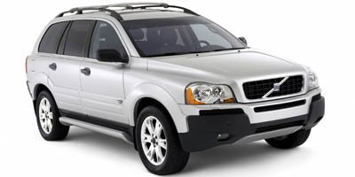 2006 Volvo XC90 25L Turbo Turbocharged Traction Control Stability Control All Wheel Drive Air