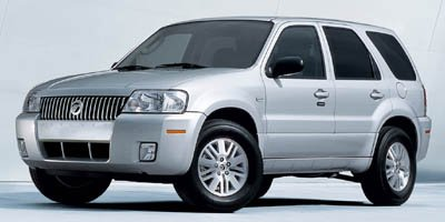 2006 Mercury Mariner  Four Wheel Drive Tires - Front All-Season Tires - Rear All-Season Aluminum