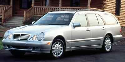 2001 Mercedes-Benz E-Class AWD
