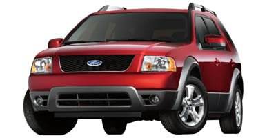 2006 Ford Freestyle SEL Cloth Bucket SeatsAMFM StereoClockCDx6MP34 Speakers4-Wheel Disc Brak