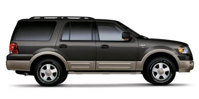 2006 Ford Expedition King Ranch Rear Wheel Drive Tow Hitch Tires - Front All-Season Tires - Rear