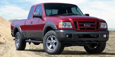 2006 Ford Ranger FX4 Off-Rd Four Wheel Drive LockingLimited Slip Differential Tow Hooks Tires -