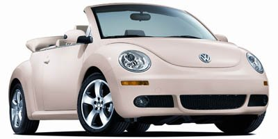 2006 Volkswagen New Beetle Convertible 25L Traction Control Stability Control Brake Assist Fron