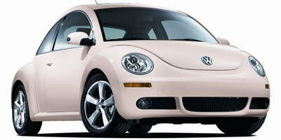2006 Volkswagen New Beetle Coupe 25 PZEV Traction Control Stability Control Brake Assist Front