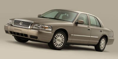 2006 Mercury Grand Marquis LS Premium Traction Control Rear Wheel Drive Tires - Front All-Season