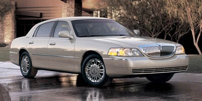 2006 Lincoln Town Car Executive wLimousine Pkg Rear Wheel Drive Tires - Front All-Season Tires -