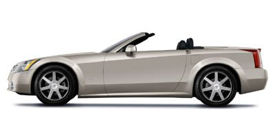 2006 Cadillac XLR XLR Traction Control Rear Wheel Drive Keyless Start Active Suspension Stabili