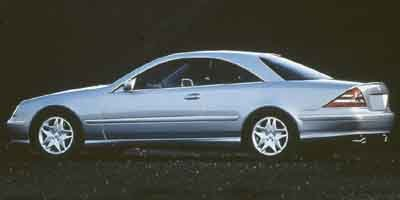 Used 2001 Mercedes-Benz CL-Class in Marlton, NJ