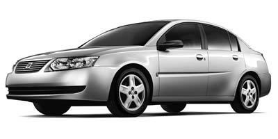 2006 Saturn Ion ION 2 4dr Sdn Manual Front Wheel Drive Tires - Front All-Season Tires - Rear All-