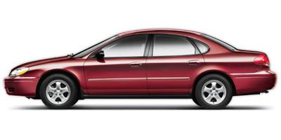 2007 Ford Taurus SE Front Wheel Drive Tires - Front All-Season Tires - Rear All-Season Wheel Cov