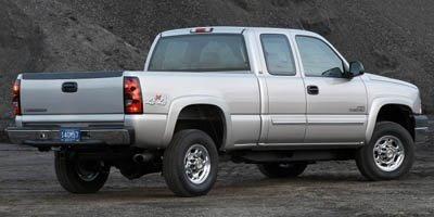 2006 Chevrolet Silverado 2500HD LS Four Wheel Drive Tow Hooks Tires - Front All-Season Tires - R