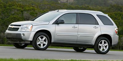 2006 Chevrolet Equinox LT All Wheel Drive Tires - Front All-Season Tires - Rear All-Season Alumi