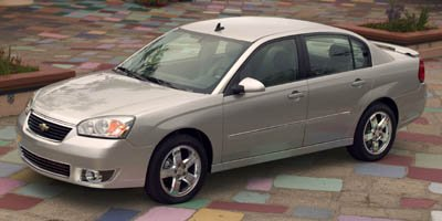 2006 Chevrolet Malibu LS w1LS TRANSMISSION  4-SPEED AUTOMATIC  ELECTRONICALLY CONTROLLED WITH OVER