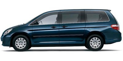 Used 2006 Honda Odyssey in Columbus, IN