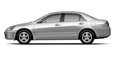 2006 Honda Accord Sedan EX