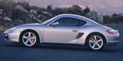 2007 Porsche Cayman S Traction Control Stability Control Rear Wheel Drive Tires - Front Performa