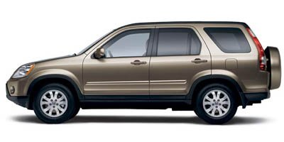 2006 Honda CR-V EX SE Traction Control Stability Control Four Wheel Drive Tires - Front All-Seas